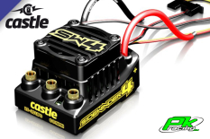 Castle - CC-010-0164-00 - Sidewinder SW4 - 1-10 Sport Car Controller - Waterproof - 2-3S - Bec - Sensorless only