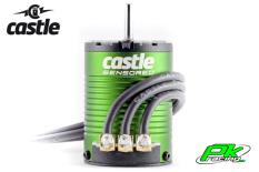 Castle - CC-060-0056-00 - Brushless Motor 1406 - 4600KV - 4-Pole - Sensored