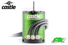 Castle - CC-060-0057-00 - Brushless Motor 1406 - 5700KV - 4-Pole - Sensored