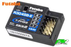 Futaba - R304SB-E - Receiver - Internal Antenna - Telemetry - 2.4GHz - 4-Channel - T-FHSS