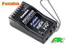 Futaba - R2008SB - Receiver - 2.4GHz - 8-Channel - S-FHSS
