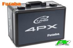 Futaba - Radio Case - 4PX Transmitter - Aluminum