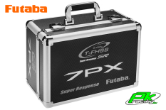 Futaba - Radio Case - 7PX Transmitter - Aluminum