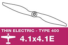 APC - Electro Propeller - Class 400 - 4.1X4.1E