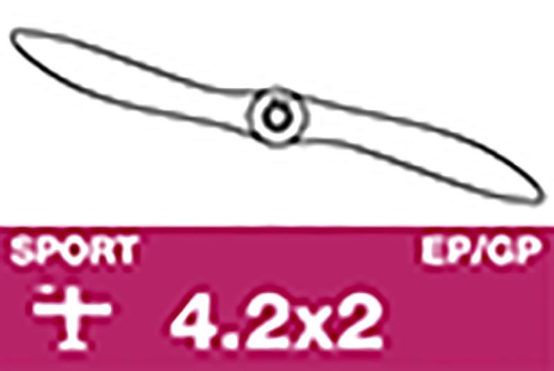 APC - Sport Propeller - EP/GP - 4.2X2