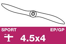 APC - Sport Propeller - EP/GP - 4.5X4