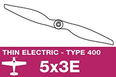 APC - Electro Propeller - Class 400 - 5X3E