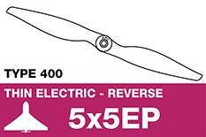 APC - Electro Propeller - Class 400 - Pusher / CCW - 5X5EP
