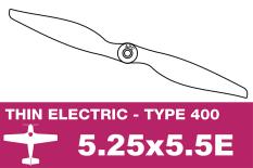 APC - Electro Propeller - Class 400 - 5.25X5.5E
