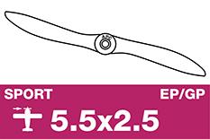 APC - Sport Propeller - EP/GP - 5.5X2.5