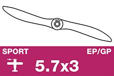 APC - Sport Propeller - EP/GP - 5.7X3