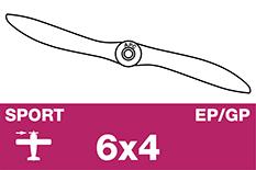 APC - Sport Propeller - EP/GP - 6X4