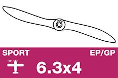APC - Sport Propeller - EP/GP - 6.3X4