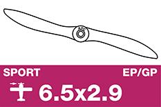 APC - Sport Propeller - EP/GP - 6.5X2.9