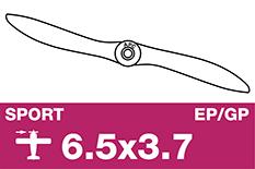 APC - Sport Propeller - EP/GP - 6.5X3.7