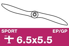 APC - Sport Propeller - EP/GP - 6.5X5.5