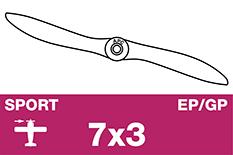 APC - Sport Propeller - EP/GP - 7X3