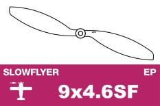 APC - SLOWFLYER Propeller - 9X4.6SF