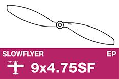 APC - SLOWFLYER Propeller - 9X4.7SF