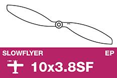 APC - SLOWFLYER Propeller - 10X3.8SF
