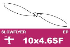 APC - SLOWFLYER Propeller - 10X4.6SF