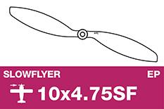 APC - SLOWFLYER Propeller - 10X4.7SF