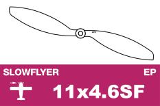 APC - SLOWFLYER Propeller - 11X4.6SF