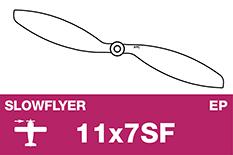 APC - SLOWFLYER Propeller - 11X7SF