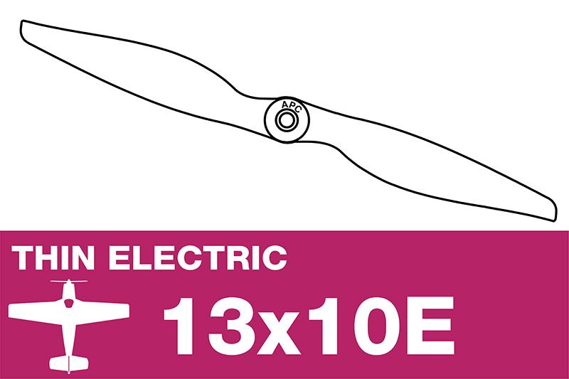 APC - Electro Propeller - Thin - 13X10E