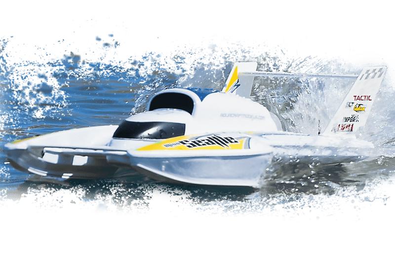 Aquacraft Model Kit Miss Seattle U 16 Hydroplane Rtr