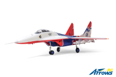 Arrows RC - MIG-29 - Twin 64mm EDF - 906mm - PNP - w/ Electric Retracts