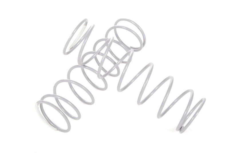 Axial - Spring 14x54mm 3.4 lbs/in Soft White - 2 pcs