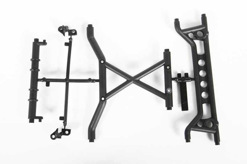 Axial - XL Chassis Cross Members Yeti