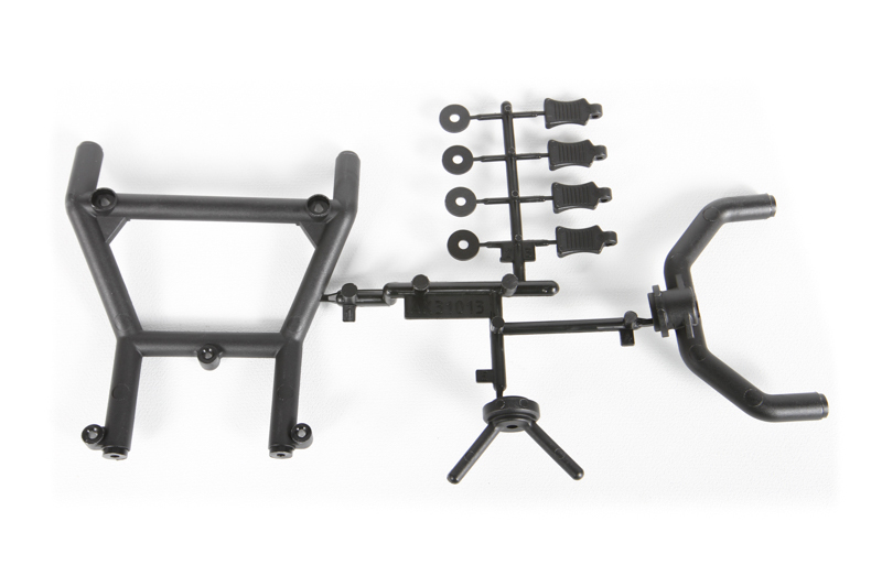 Axial - Y-480 Roll Cage Tire Carrier