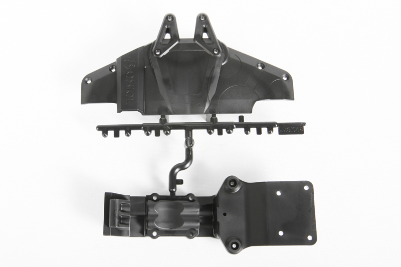 Axial - XL Front Clip/Skid Plate Yeti
