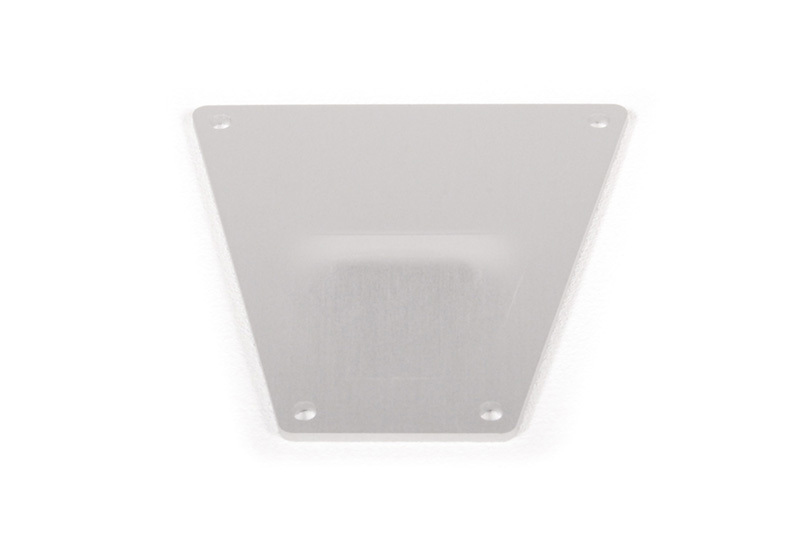 Axial - Front Bumper Skid Plate Aluminum Yeti XL
