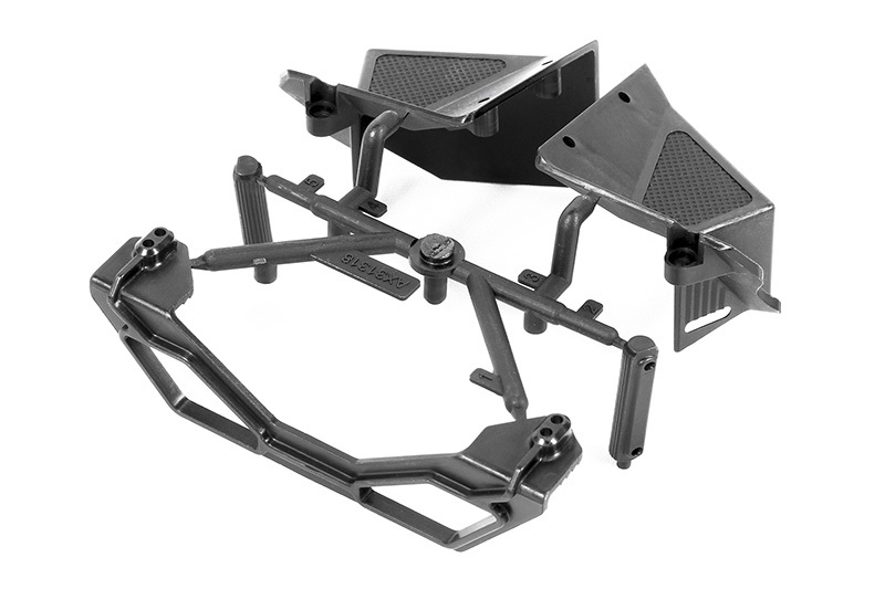 Axial - Battery Tray Chassis Components RR10 » Axial - Car