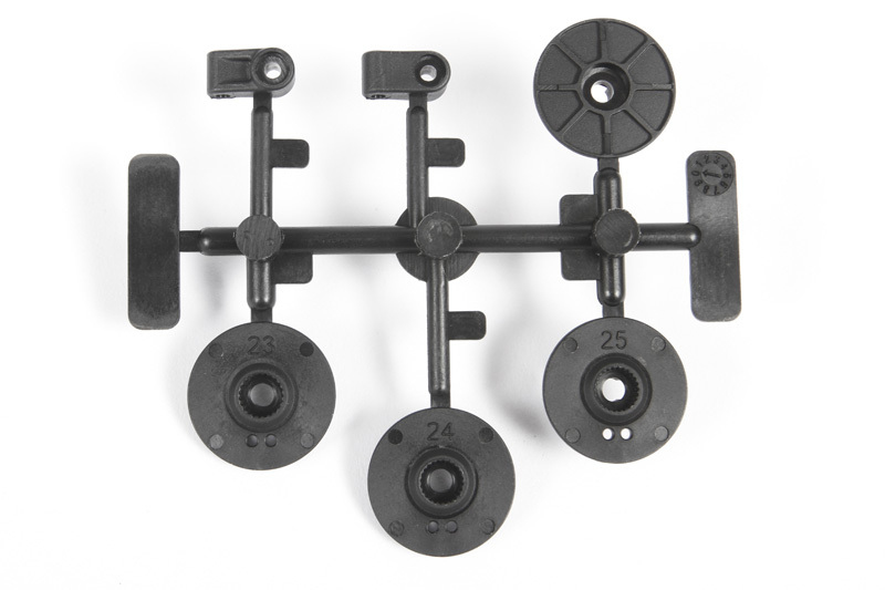 Axial - Winch Spool/Servo Mounts