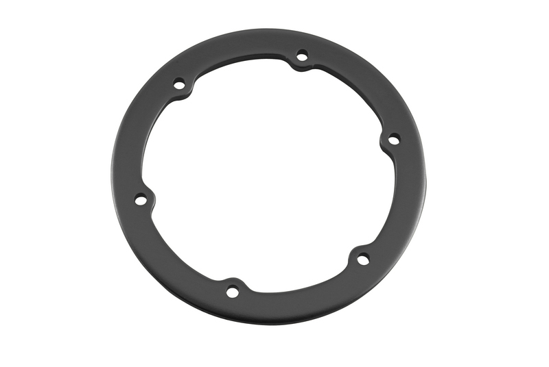 Axial - 1.9 Beadlock Ring Grey - 2 pcs