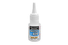Balsa Factory - MaxTac 420 - CA Glue Medium 20gr