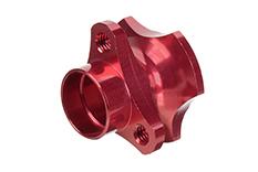 Team Corally - Alum. Rear Wheel Hub SSX-12 - Right - 1 pc