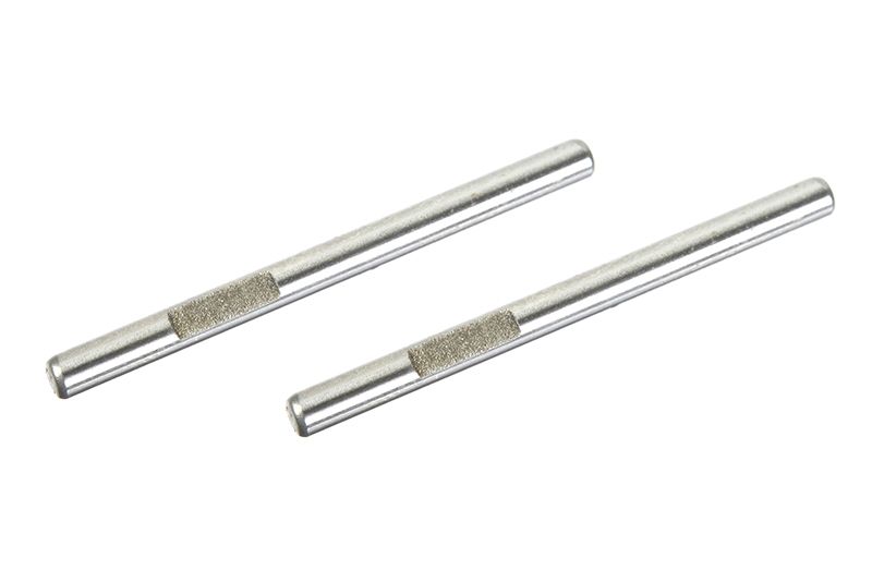 Team Corally - Front Upper Arm Pivot Pin - Steel - 2 pcs