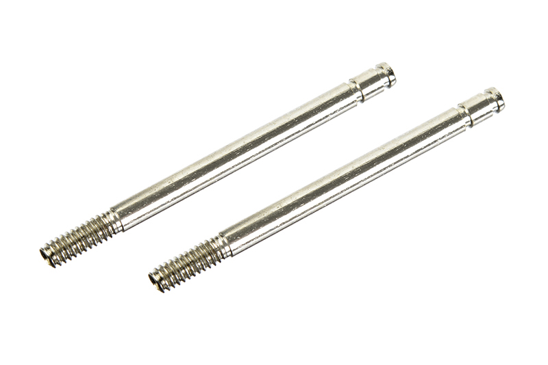 Team Corally - Shock Shaft - Steel - 2 pcs