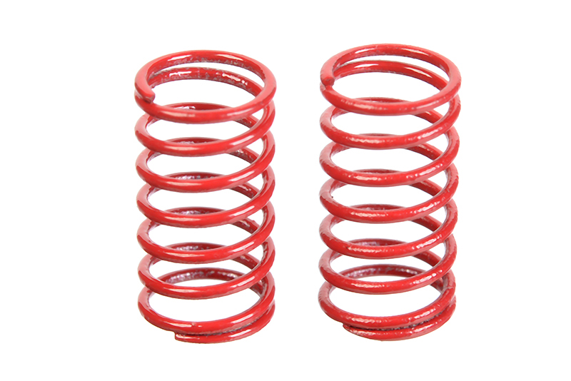 Team Corally - Side Springs - Red 0.5mm - Soft - 2 pcs