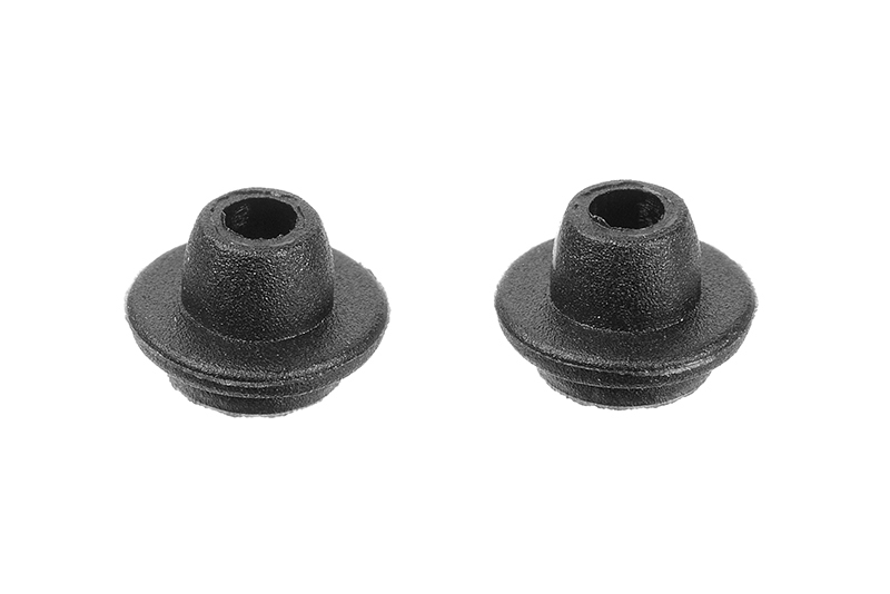 Team Corally - Composite Washer Shock Body - 2 pcs