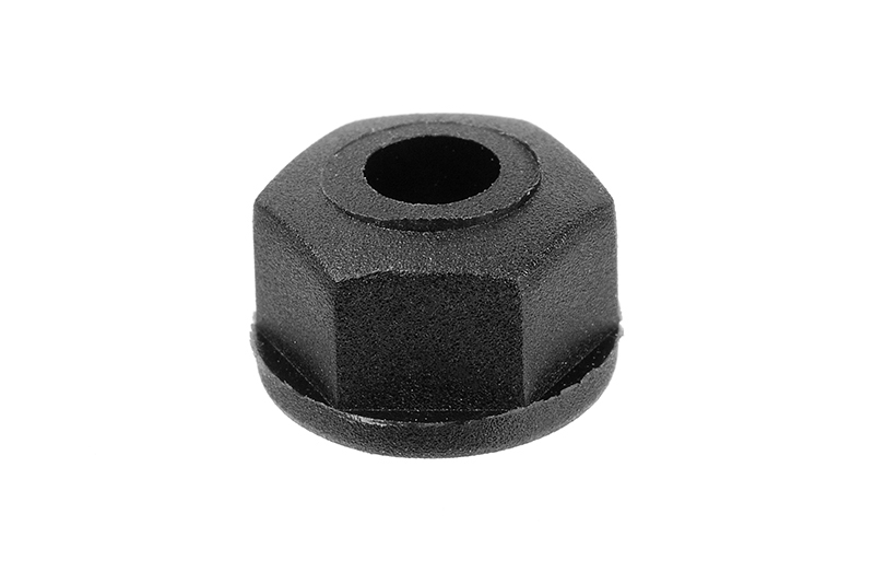 Team Corally - Composite Lock Nut - 1 pc