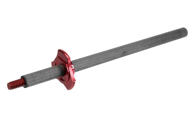 Team Corally - Graphite Rear Axle shaft SSX-12 - 1 pc