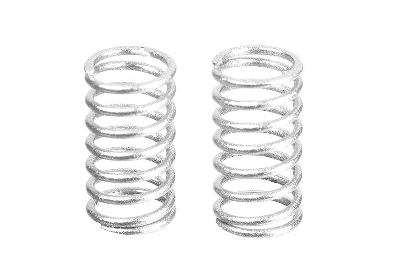 Team Corally - Side Springs - Silver 0.6mm - Medium Soft - 2 pcs