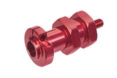 Team Corally - Alum. Rear Wheel Hub FSX-10 - Left - 1 pc