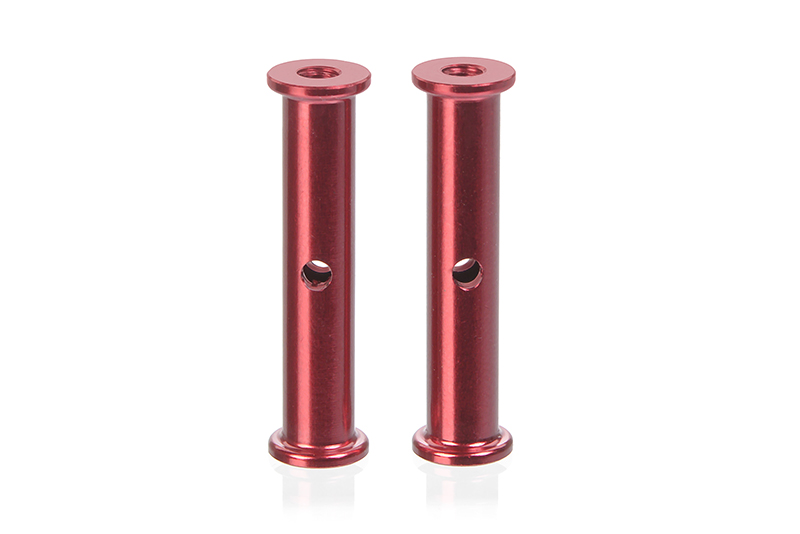 Team Corally - Alum. Spacer Holder - 27mm - 2 pcs